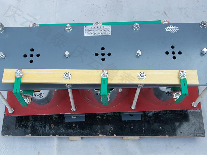 频敏电阻器26