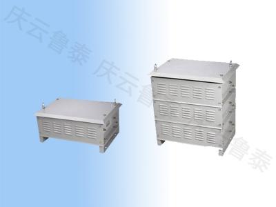 配JZR2系列电动机用不锈钢电阻器